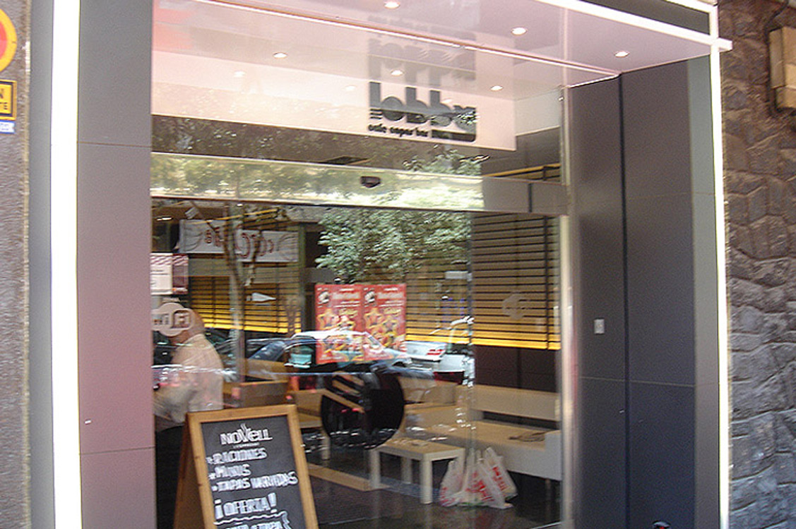 N&N. Nuño y Nuño Diseño y decoración Hostelería Zaragoza. Bar Lobby, Calatayud, Zaragoza