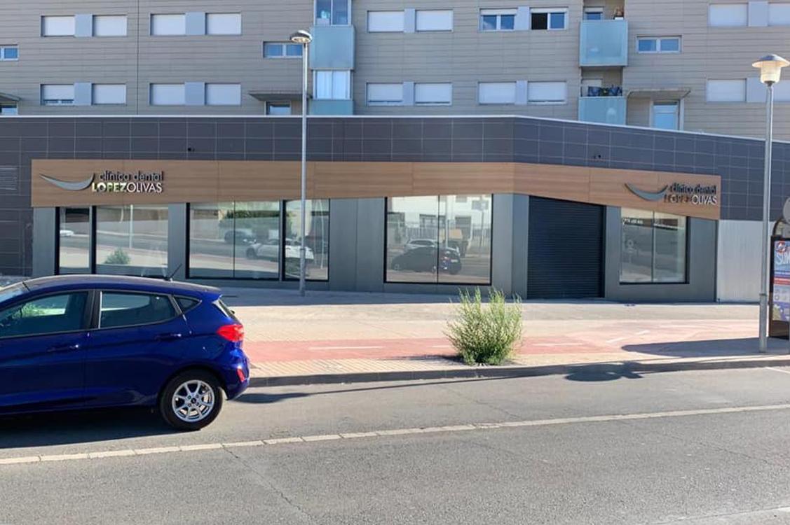 N&N. Nuño y Nuño Arquitectura interior Zaragoza. Interiorismo y decoración. Clínica Dental López Olivas. Teruel