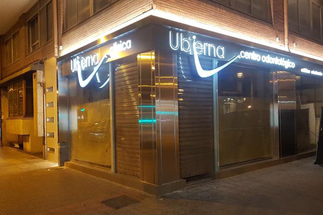 N&N. Nuño y Nuño Arquitectura interior Zaragoza. Interiorismo y decoración. Ubierna Centro odontologico, Burgos