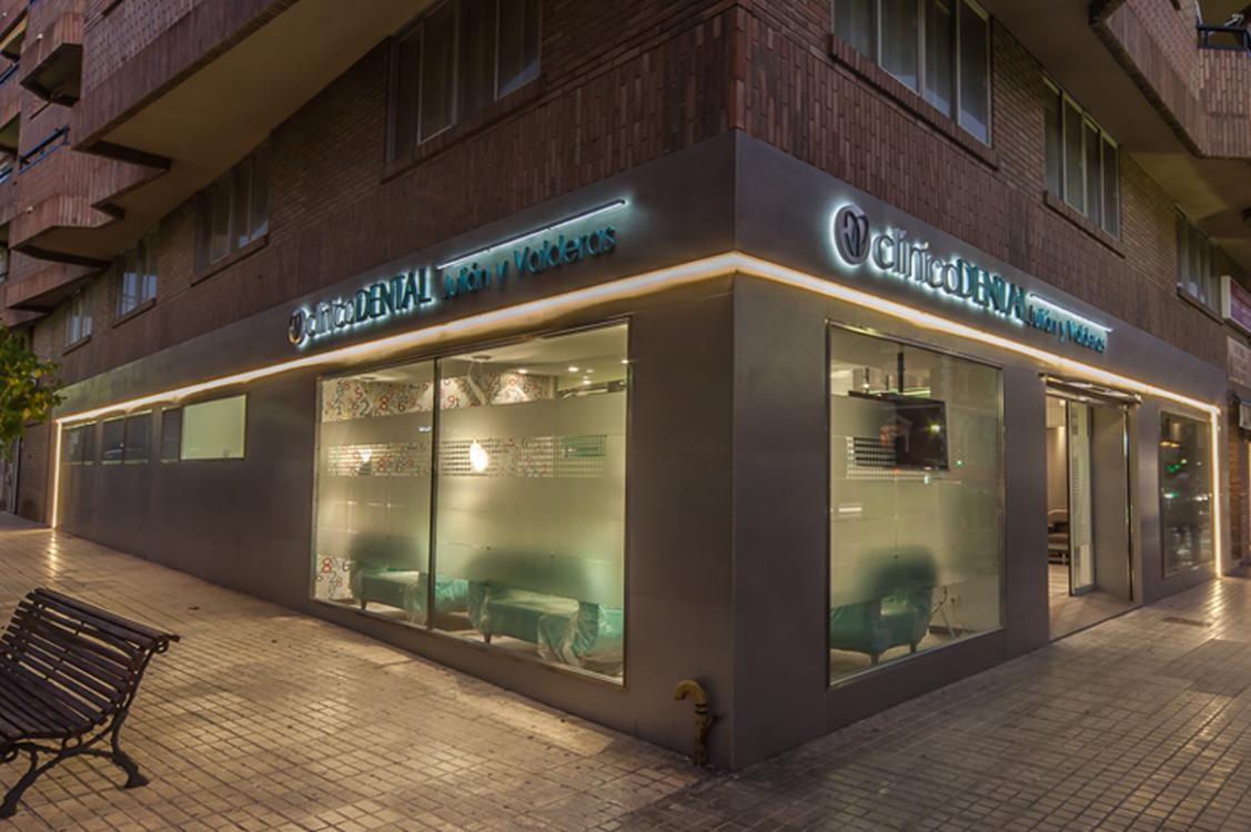 N&N. Nuño y Nuño Arquitectura interior Zaragoza. Interiorismo y decoración. Clínica Dental Julián Valderas,, Teruel