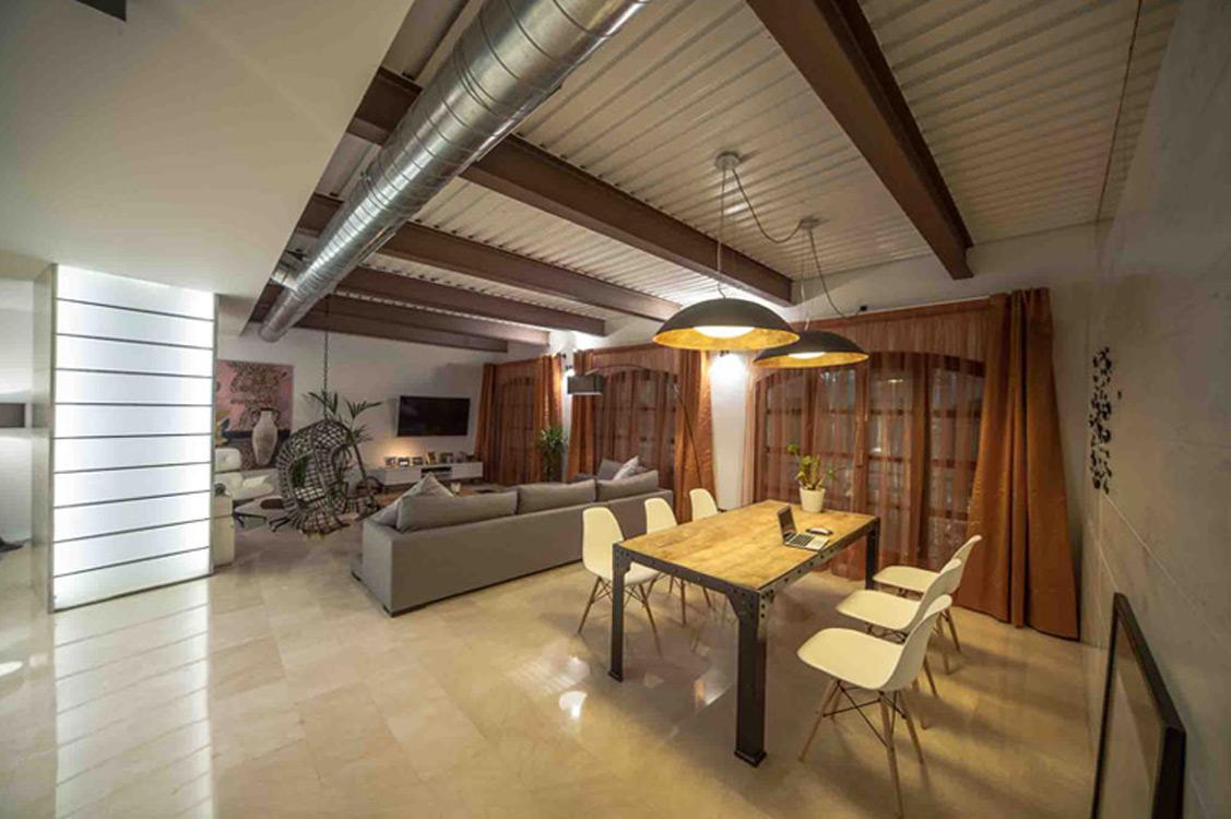 N&N. Nuño y Nuño Arquitectura interior, Diseño y decoración Viviendas. Loft en Zaragoza