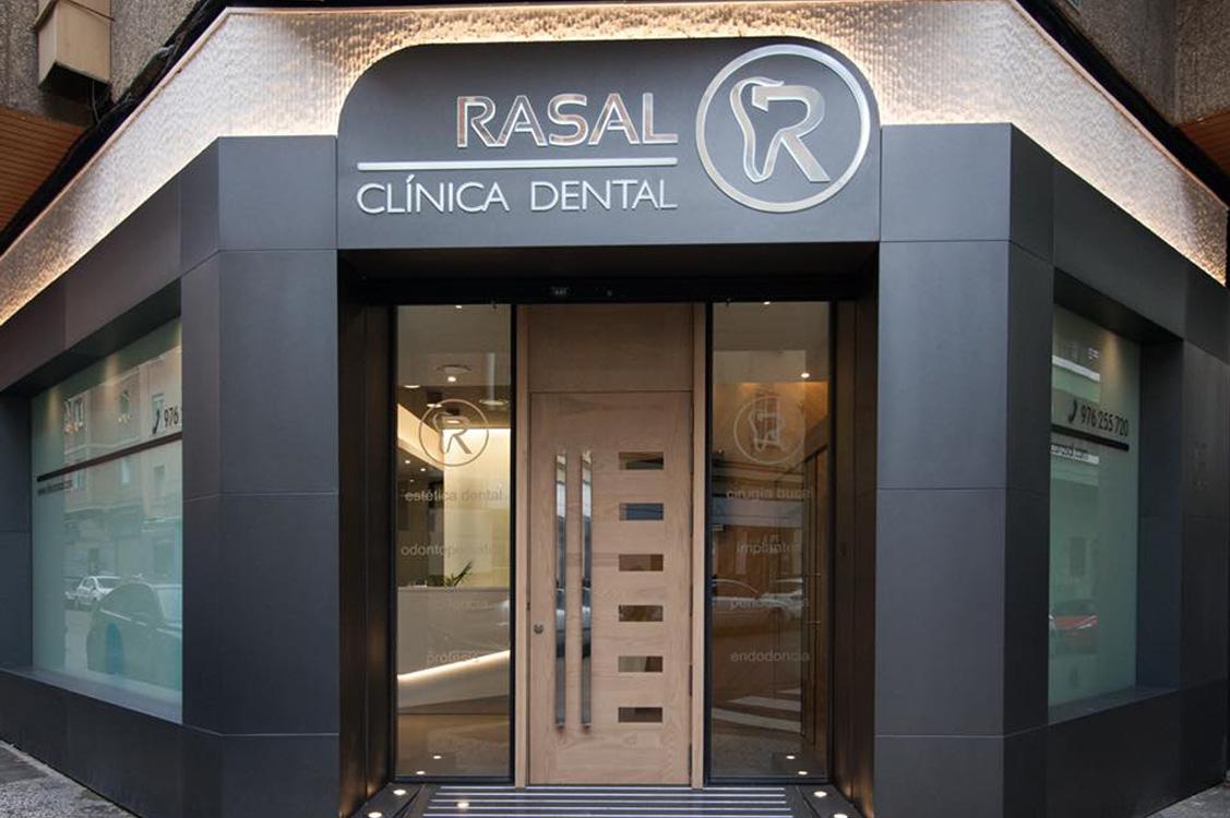 N&N. Nuño y Nuño Arquitectura interior Zaragoza. Interiorismo y decoración. Clínica Dental Rasal, Zaragoza