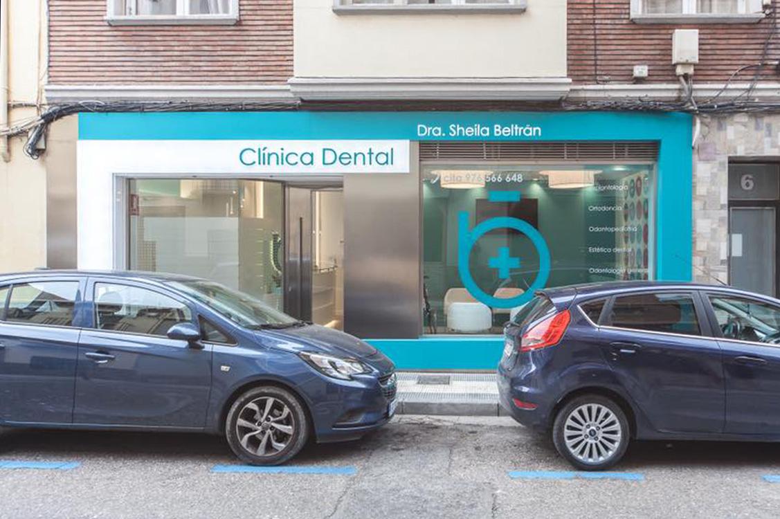 N&N. Nuño y Nuño Arquitectura interior Zaragoza. Interiorismo y decoración. Clínica Dental Dra. Sheila Beltrán Zaragoza
