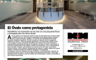 Artículo Especial en Revista de decoración BE&DECO