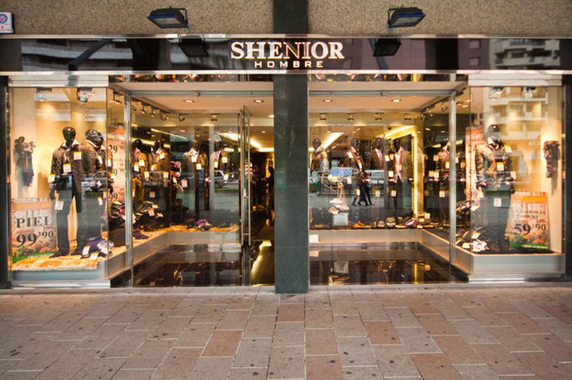 N&N. Interiorismo y decoración. Tienda Shenior, Logroño, La Rioja